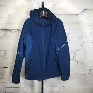 Marmot Ski Jacket Full ZIP Wind-stopper 2091